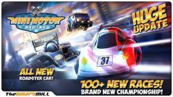 Mini Motor Racing sound screenshot 1/6