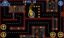 Halloween Car Parking -Java screenshot 5/5