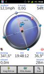 Tracky GPS Navigation Compass screenshot 2/5