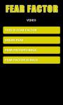 Fear Factor Fan App screenshot 3/3
