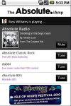 Absolute Radio iAmp screenshot 1/1