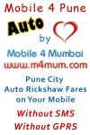 PuneAuto Pune City Auto Rickshaw Fare on Mobile screenshot 1/1