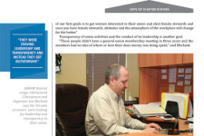IAMAW Canada Journal screenshot 2/5