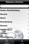 Germany Cameras Live screenshot 1/1