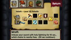 Battleheart screenshot 2/5