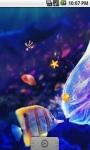 Cool JellyFish Live Wallpaper screenshot 1/5