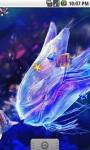 Cool JellyFish Live Wallpaper screenshot 2/5