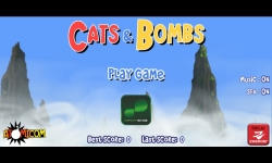 Cats and Bombs and 40 Games screenshot 1/3