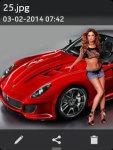 Sports Car Wallpapers free screenshot 3/3