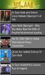Zakir Naik Islamic Videos screenshot 4/6