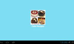Incredible Cake Recipes screenshot 1/3