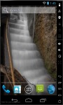 Waterfall and Rocks Live Wallpaper screenshot 2/2