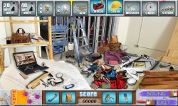 Free Hidden Object Games - Do Up screenshot 3/4