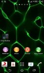 Green Water Effect Live Wallpaper screenshot 1/3