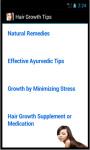 Hair Growth Tips N More screenshot 3/4
