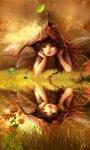 Baby Elf Fairy Live Wallpaper screenshot 2/3