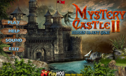 Free Hidden Object Games - Mystery Castle II screenshot 1/4