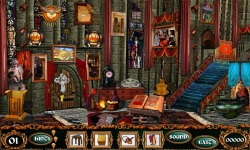 Free Hidden Object Game - The Cathedral screenshot 3/4