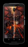 Angels and Demons lock screen screenshot 1/3