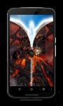 Angels and Demons lock screen screenshot 2/3