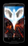 Angels and Demons lock screen screenshot 3/3