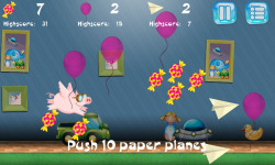 Flappy Pig screenshot 1/3