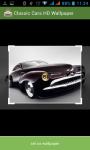 New Classic Cars Wallpaper screenshot 3/3