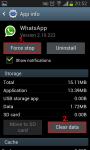 WhatsApp Messaging Pro screenshot 2/6