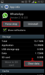 WhatsApp Messaging Pro screenshot 5/6