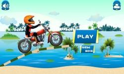 Beach Power:The Motorbike Race screenshot 1/6
