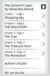 EBook - The Sixteenth Layer screenshot 2/4