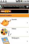 Android FreeBBie screenshot 1/1