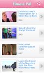 Fitness Pal app screenshot 2/3