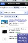 Scan&Shop - shopping barcode scanner and reader screenshot 1/1