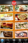 Food Network Canada Recipes, Grocery Lists & More screenshot 1/1