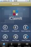 iClaimIt - Expense Tracker & Mileage Calculator screenshot 1/1