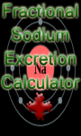 Fractional Sodium Excretion Calculator screenshot 1/3
