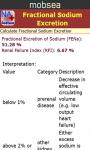 Fractional Sodium Excretion Calculator screenshot 3/3