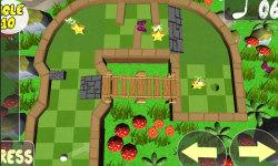 mini golf adventure : free screenshot 1/4