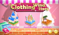 Clothing Wind Story  screenshot 1/6