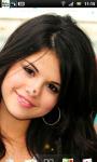 Selena Gomez Live Wallpaper 2 screenshot 1/3