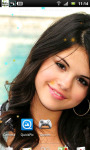 Selena Gomez Live Wallpaper 2 screenshot 2/3