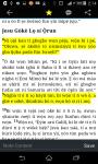 Yoruba Bible screenshot 3/3