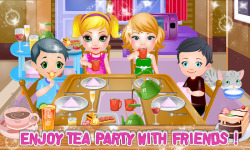 Baby First Tea Party screenshot 5/5