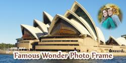 Famous Wonder Photo Frame screenshot 1/6