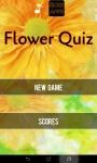 Ultimate Flower Quiz screenshot 1/6