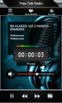 Free Conversation Radio screenshot 3/6
