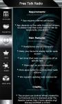 Free Conversation Radio screenshot 6/6