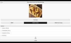 CookBook: Chicken Recipes screenshot 3/3