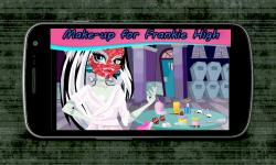 Make-up for Frankie High screenshot 2/4